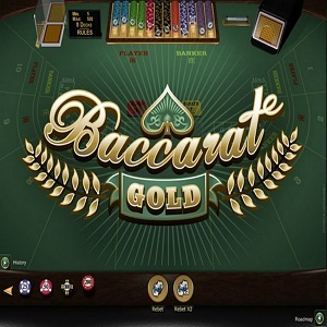 Baccarat Gold Game