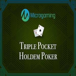 Triple Pocket Holdem Poker Game